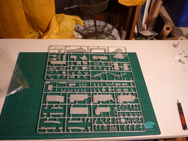 CVN Nimitz 1/350 Trumpeter 793803P1040802