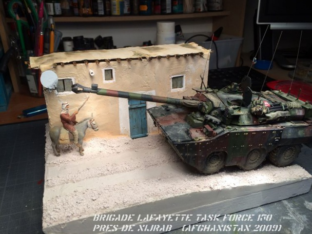 AMX 10 RCR SEPAR maquette Tiger Model 1/35 - Page 4 793893IMG4117