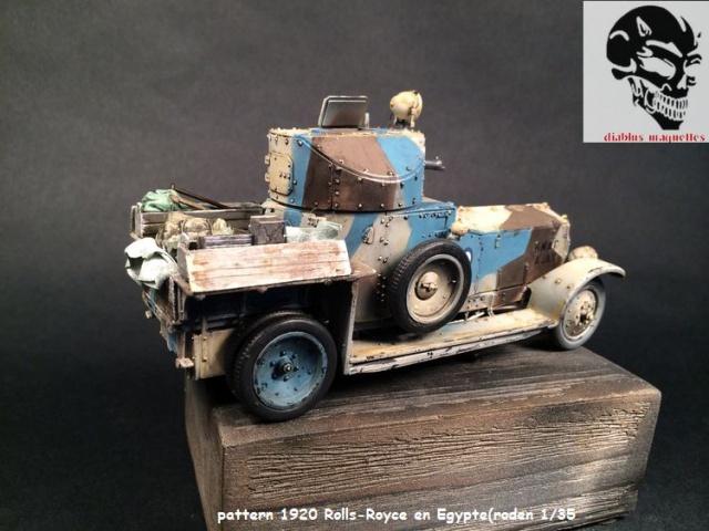 Pattern 1920 Rolls-Royce MK1 en Egypte - (Roden 1/35) 794340peinturePattern004