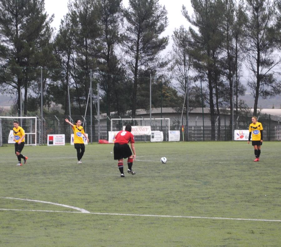"""LA SAINTE VICTOIRE DONNERA AU FC ROUSSET FOOT UN AVENIR """"SACREMENT """" GLORIEUX ! - Page 9 794557DSC0207"""