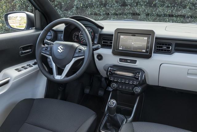 Suzuki IGNIS, Le nouveau SUVultra compact  795787Suzukiignis15