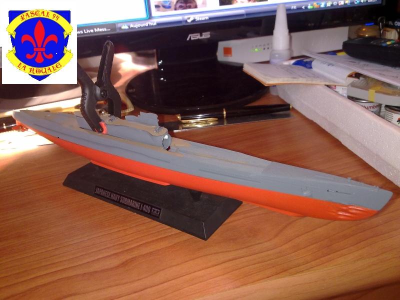 sous marin I-400 795829161020111671L