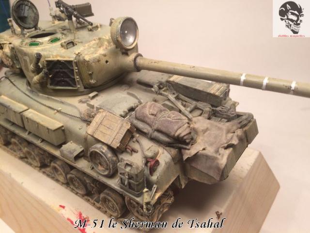 M-51 Super Sherman IDF - Academy 1/35 795958IMG4923