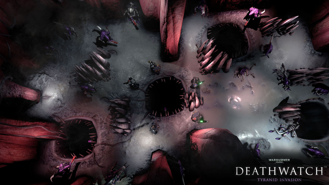 [Jeu vidéo] Deathwatch: Tyranid Invasion 7971091264x7114