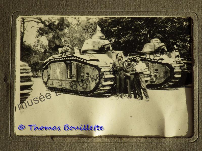 Char B1 Armée Française de 1944 797188IMGP7458