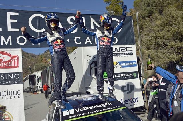 Troisième victoire consécutive au Monte-Carlo : Ogier remporte la manche d'ouverture du championnat 2016, Mikkelsen deuxième 797272thd012016wrc01dr12975