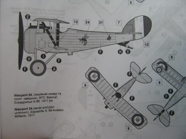 Nieuport 24 Roden 1/32 797647IMG2164