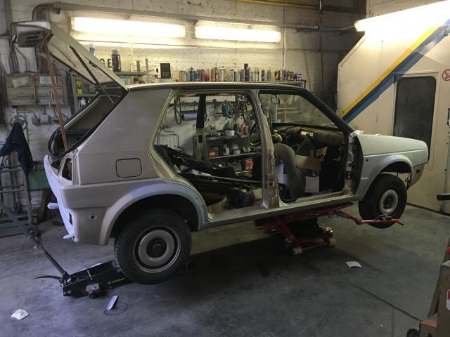 Golf2 1985 - 1.8 8V CLEAN 798153IMG0032