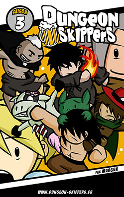 [Webcomic] Dungeon Skippers 798272Coversmall