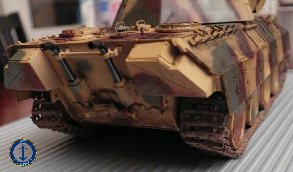 Panzerkampfwagen Panzer V Panther Ausf D. - Page 5 799110panther27