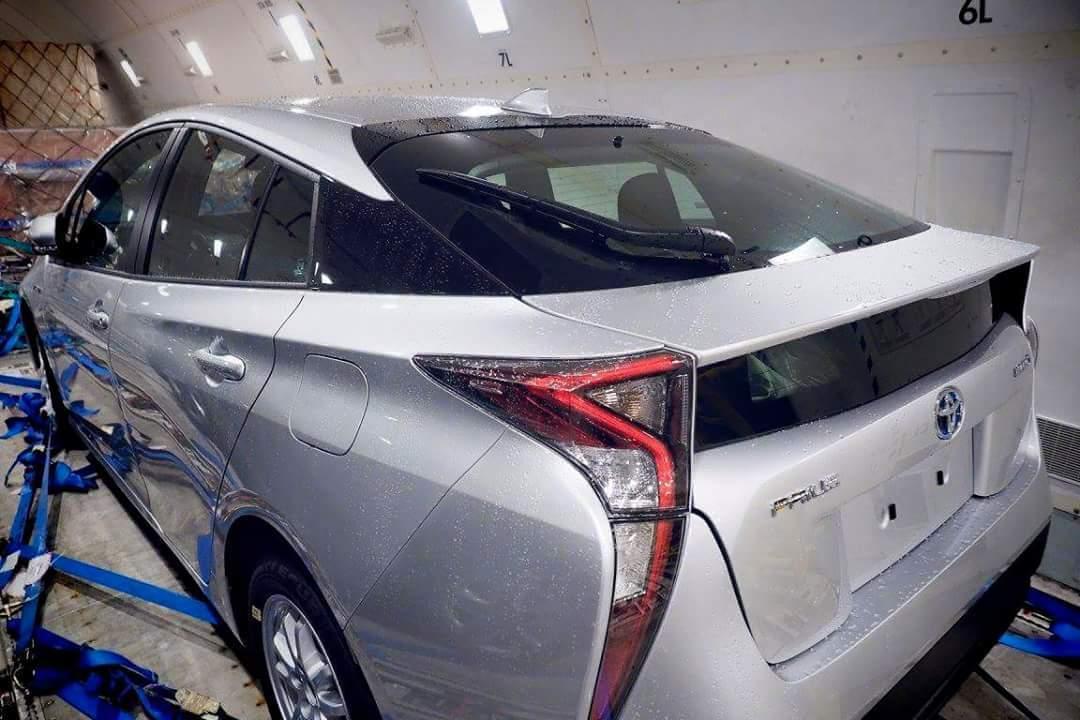 2016 - [Toyota] Prius IV - Page 5 799588FBIMG1440829425170