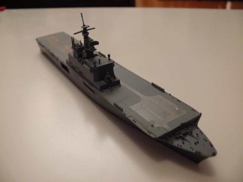 JMSDF LST Osumi 1/700 (Tamyia) 801524P1070980