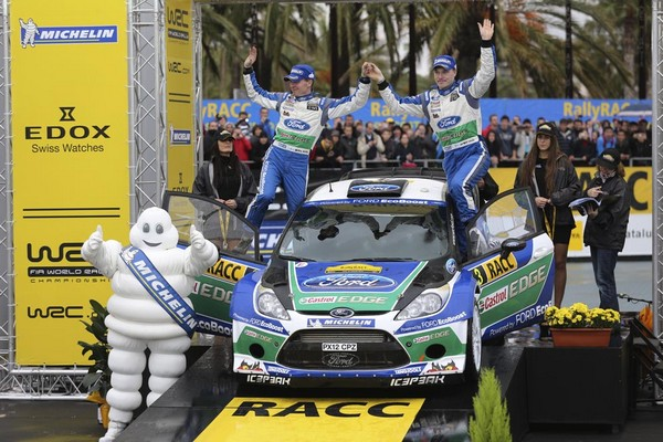 WRC Rallye d'Espagne 2012 :Victoire de Sébastien Loeb et Daniel Elena 8046692012rallyeespagneMikkaAnttilaJariMattiLatvala