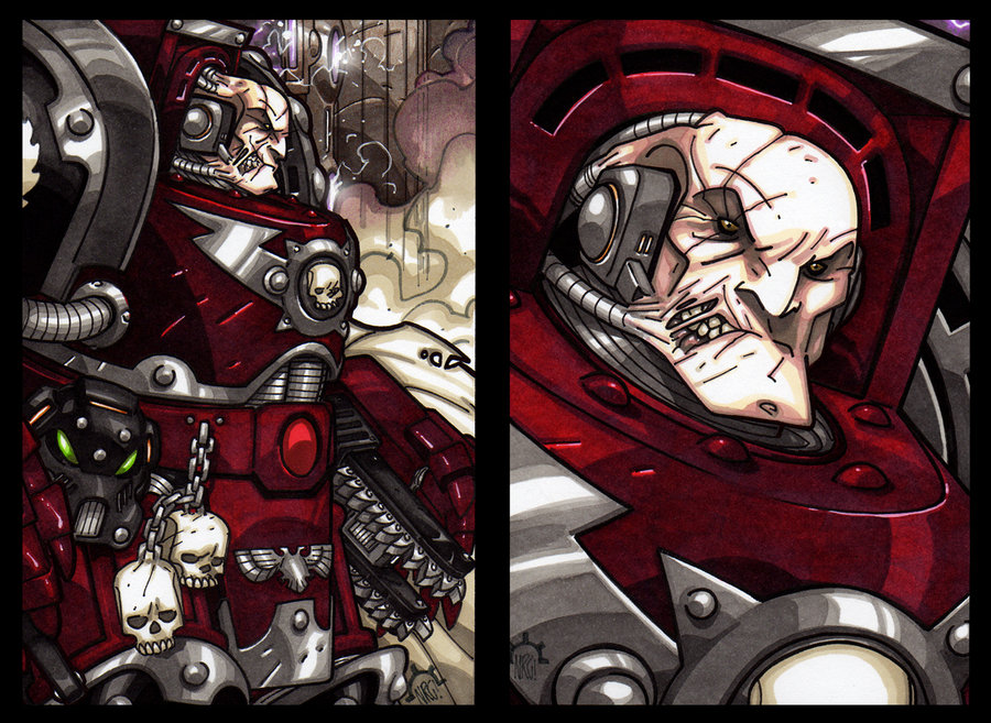 Visions of Warhammer 40K by Aerion the Faithful 805055Aerion5