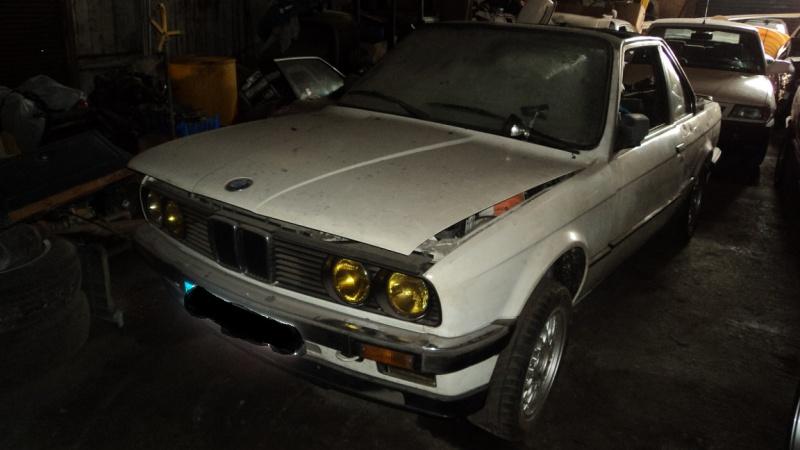 Mon BMW 323i E30  BAUR 807968DSC035251