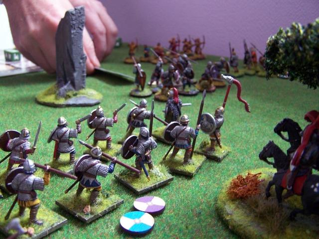 Danois, Saxons et Normands 8080501007641