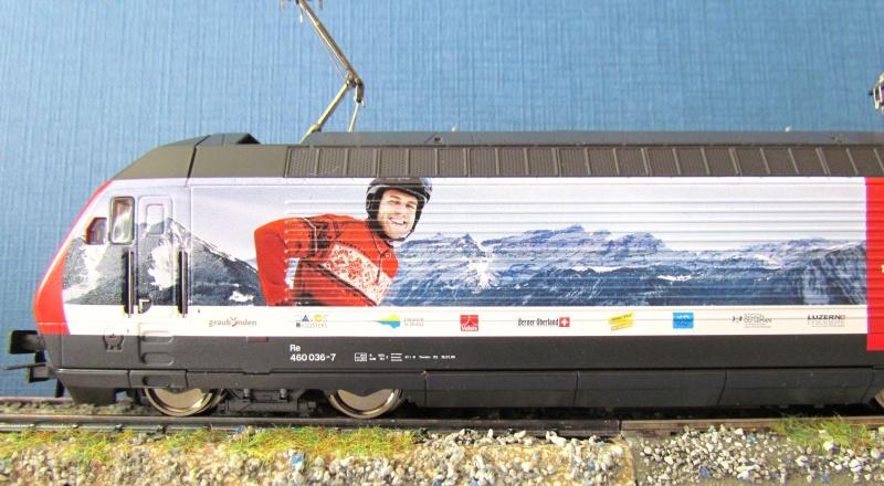 SBB 460 036-7  ROCO  3 rails AC 808061IMG3912