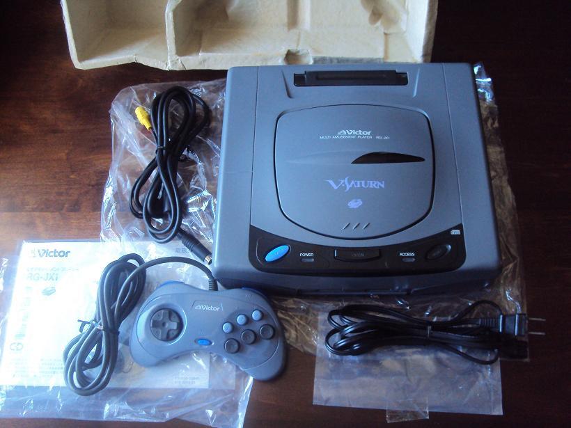 "Game room Sega Saturn ^-^"" 808467DSC04633"