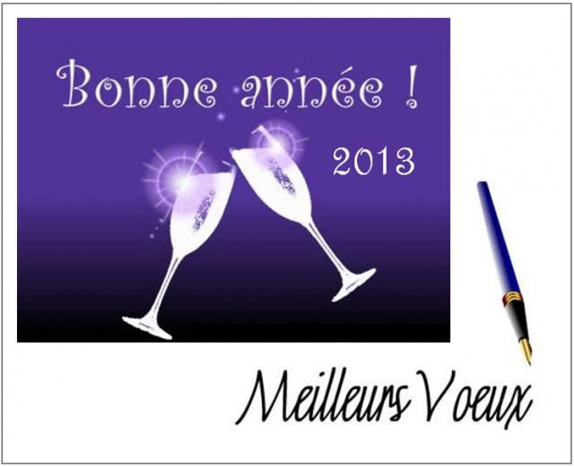 - Présentation Vœux 2013 - - Page 2 808780Voeux2013