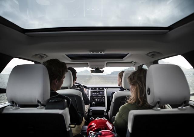 Nouveau Discovery SVX : Land Rover dévoile son champion tout-terrain au Salon de Francfort 809207l46219mysvx022glhd