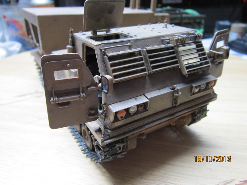 M270 RMLS w/M26 ROCKET PODS 1/35 de modern AVF series 809724IMG1711800x600