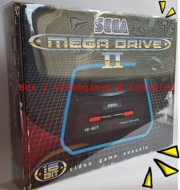 Commande groupée VAGUE 3 box cristal CONSOLES et manettes, NEW MODELES 810108boxmd2