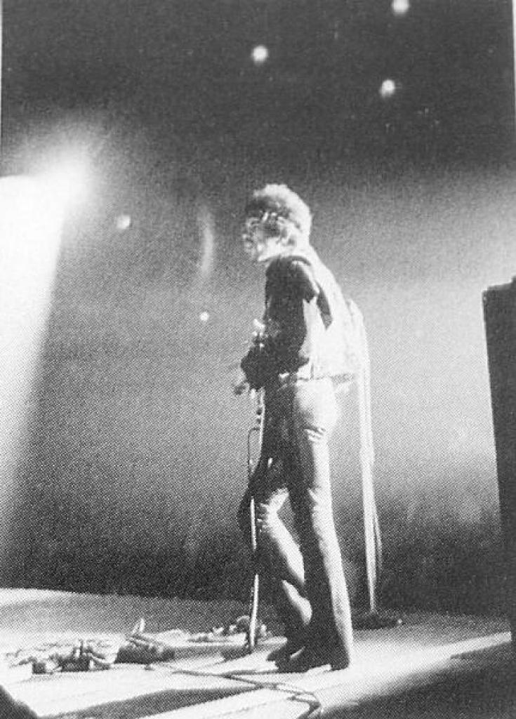 Los Angeles (LA Forum) : 25 avril 1970   81134019700425LA78