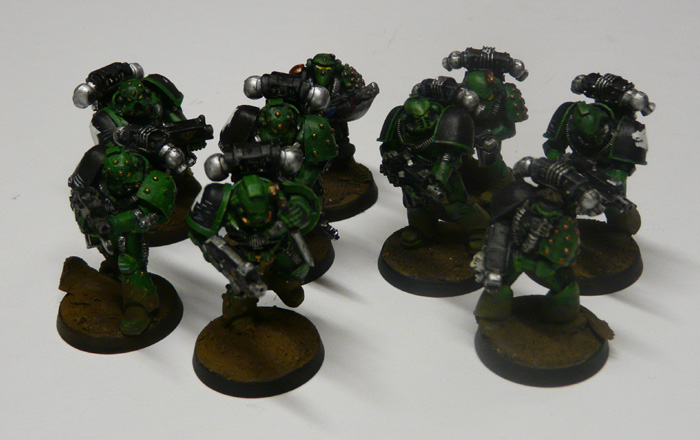 Salamanders & Custodes by Ad. 811704Groupe8Tactique