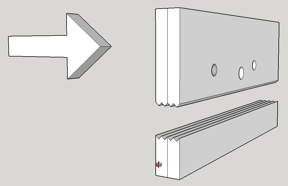 Extension des mors d'une presse : quel assemblage ? 81352420170903113239MorspresseskpSketchUpMake2016