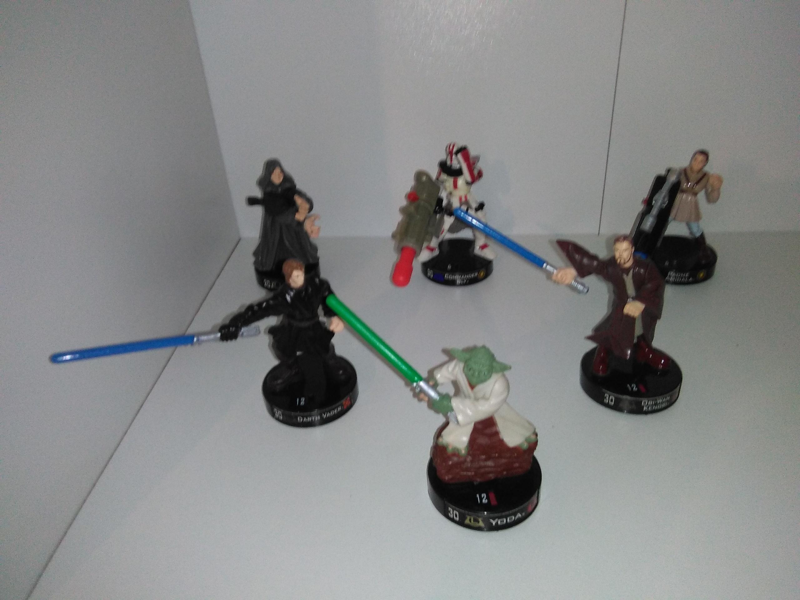 Figurines Star Wars & Marvel 813888IMG20160718205541