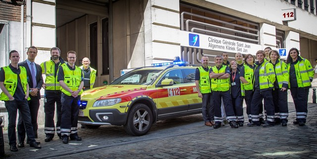 Clinique Saint-Jean : la Volvo XC70 qui peut sauver des vies 813986CliniqueSaintJeanlaVolvoXC70quipeutsauverdesvies