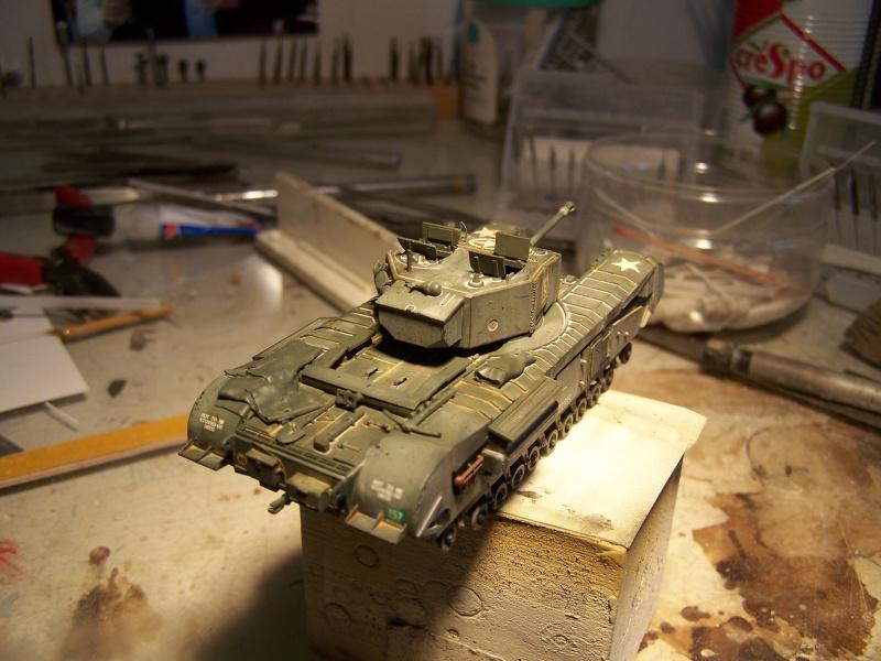 Churchill mk3* Normandie 44 8143291005964