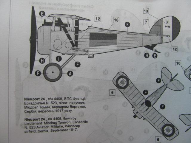 Nieuport 24 Roden 1/32 815032IMG2163