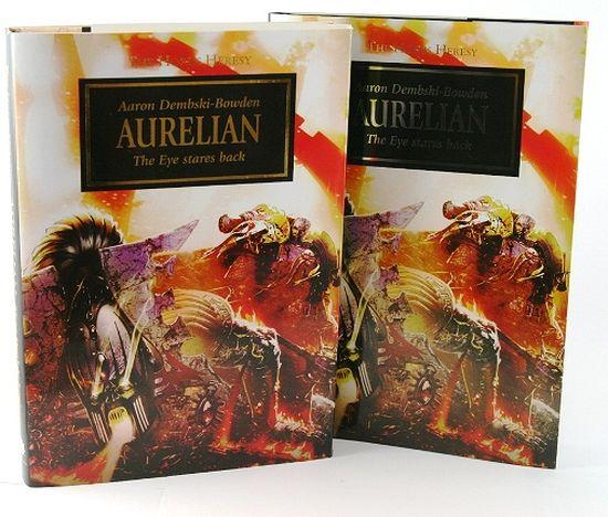 [Horus Heresy] Aurelian d'Aaron Dembski-Bowden - Page 3 816488coveraurelian