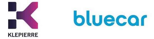 Les Blueutility, utilitaires 100% électriques du Groupe Bolloré, vont équiper les centres du Groupe Klépierre 816607klepierrebluecar