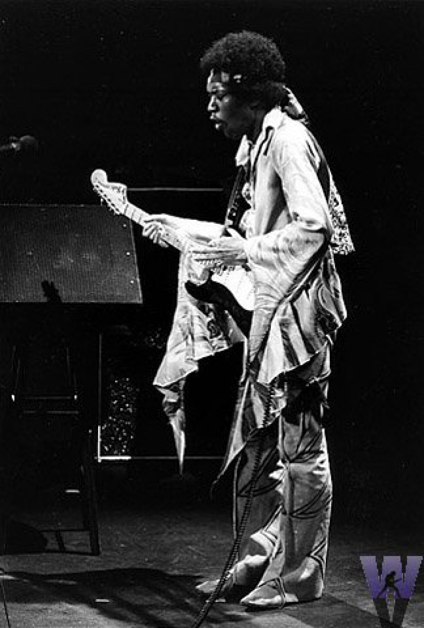 New York (Fillmore East) : 1er janvier 1970 [Second concert]  816630FillmrE69123103