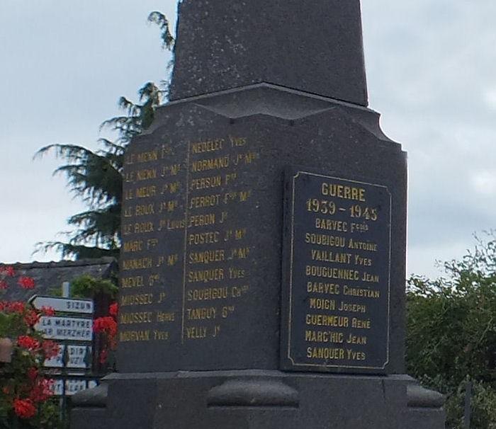 [ Histoires et histoire ] Monuments aux morts originaux Français Tome 2 817396monumentauxmortsletrhou8