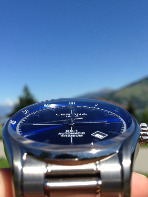 Retour de Suisse avec une montre -> Certina 817694IMG2396