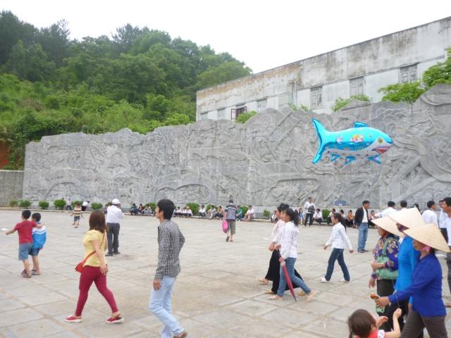 Tourisme historique à Dien Bien Phu 817868P1030748