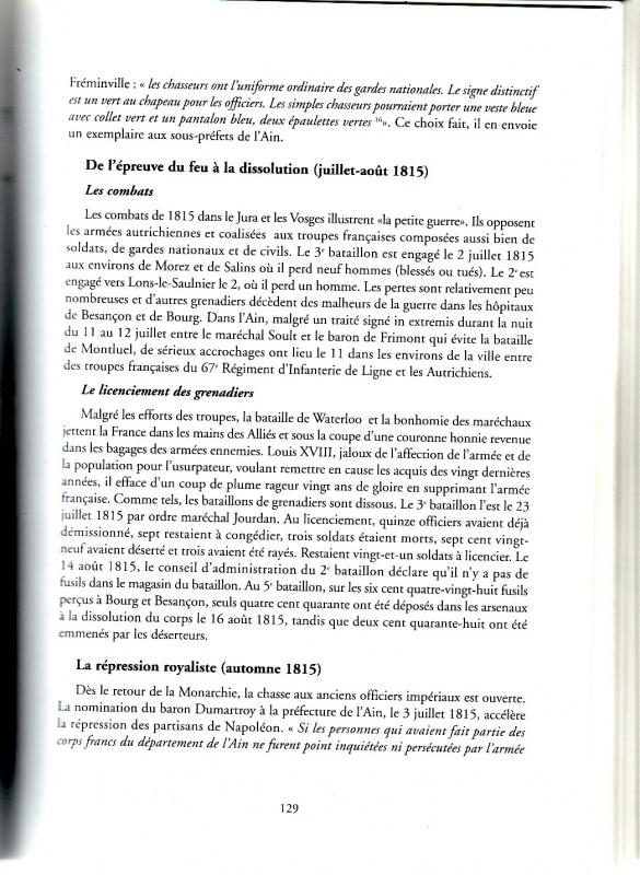 Les derniers feux de l'Empire, Campagne de France 1815 818185SanstitreNumrisation06a