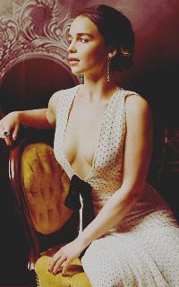 Emilia Clarke avatars 200x320 pixels - Page 3 818511Tara6