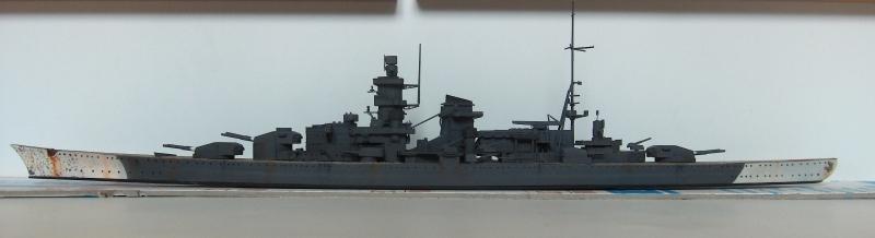 Scharnhorst 1/700  [Tamiya] par Flash 818734HPIM2216