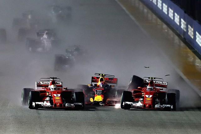 F1 GP de Singapour 2017 : Victoire Lewis Hamilton  818757848331120