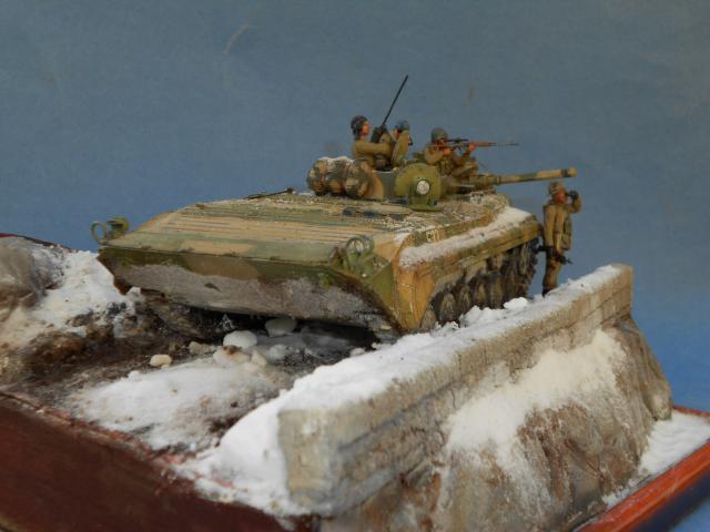 BMP-1 ESCI 1/35e 819835BMP1105