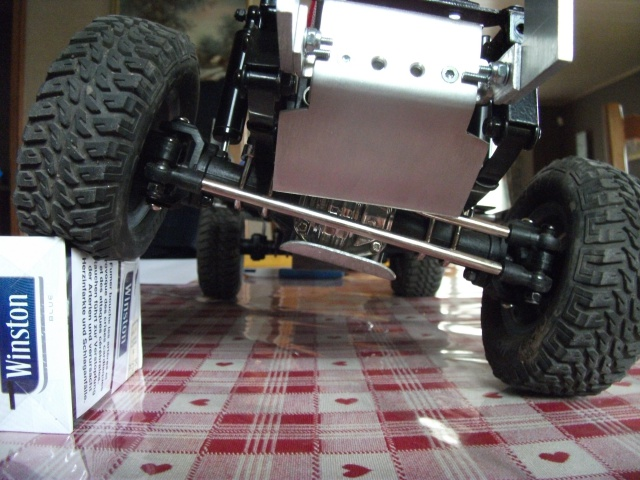 L'Hilux a Lolo57 sur Chassis G-made - Page 4 820189DSCF9639
