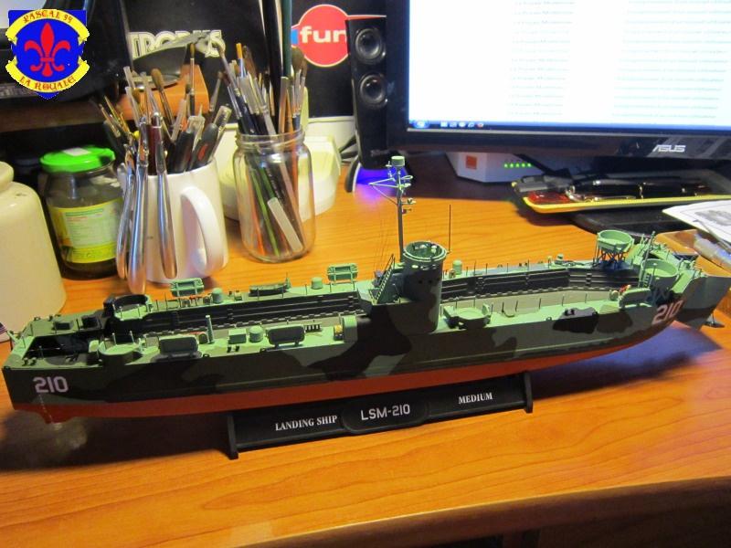 U.S. Navy Landing Ship Médium (Early) au 1/144 de Revell par Pascal 94 - Page 13 822118IMG43491