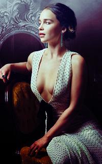 Emilia Clarke avatars 200x320 pixels - Page 3 822344Tara1