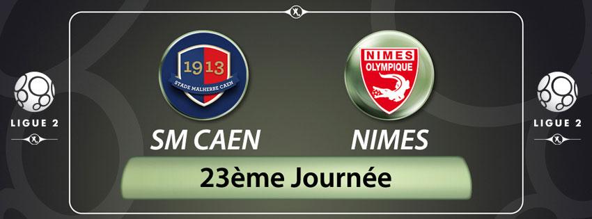 [23e journée de L2] SM Caen 1-0 Nîmes Olympique 8223665371734973406169716851446219263n