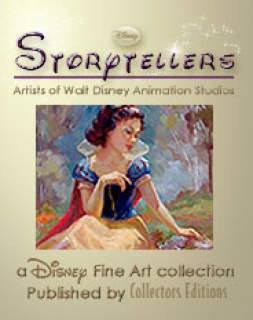 [Collection] Disney Fine Art de Collectors Editions (artworks) 822691storytellers