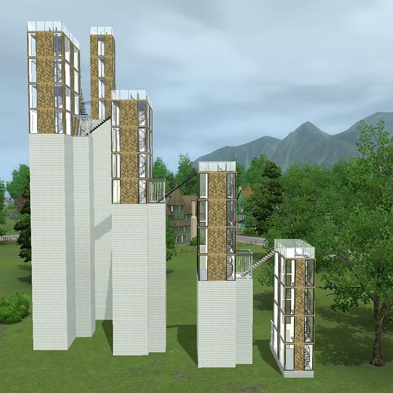 [Apprenti]Construire un bâtiment original de 14 étages sans code de triche 822748341